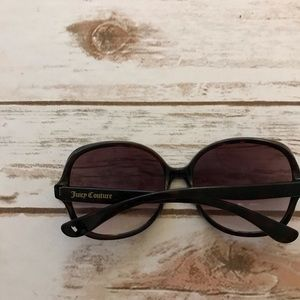 Juicy couture sunglasses 514/s brown gradient lens